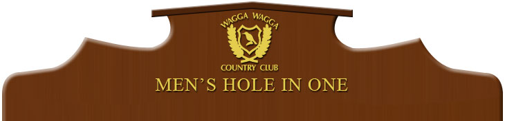 wwgc honour men hole in one