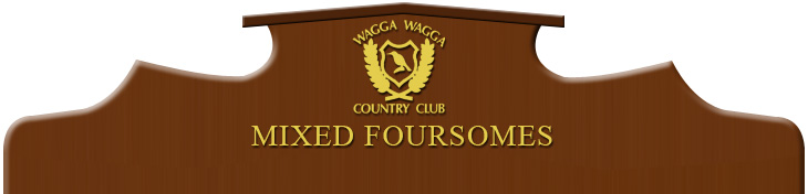 wwgc honour mixed foursomes